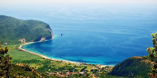 Černá Hora: týden u moře v 3* hotelu s polopenzí