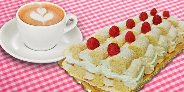 Jako od maminky: Voňavá káva a sladký dezert