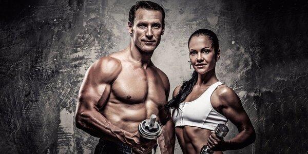 Vstup do zbrusu nového fitka Dream Body Fitness