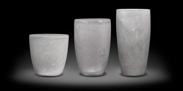 Sklenice co zůstanou ledové - Amsterdam Glass