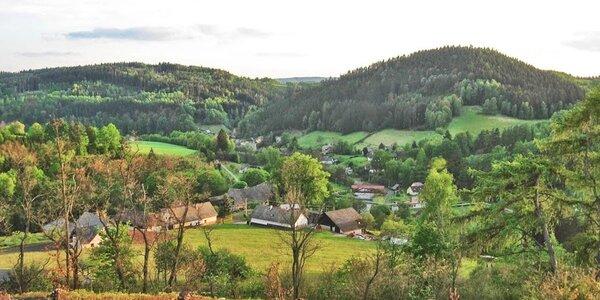 Léto či podzim v krkonošské vesničce