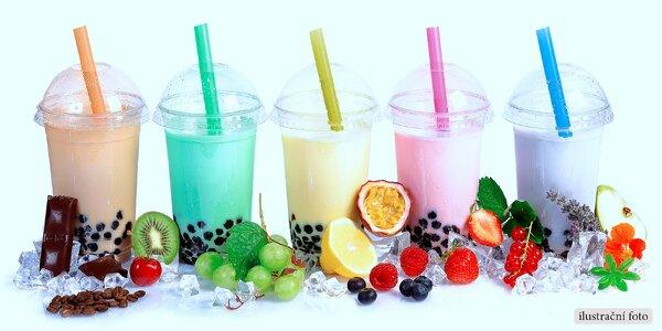 Osvěžující nápoj plný zdraví: 400 ml bubble tea