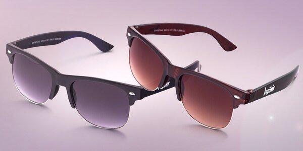 Značkové sluneční brýle z nové kolekce Kašmir