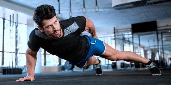 Neomezený měsíční vstup do Top Fitness Dubina