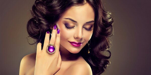 Komplexní kosmetické ošetření s barvením obočí