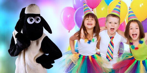 Pozvěte na dětskou oslavu pohádkové animátory