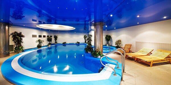 Báječný 4* hotel s wellness, fitness a snídaní
