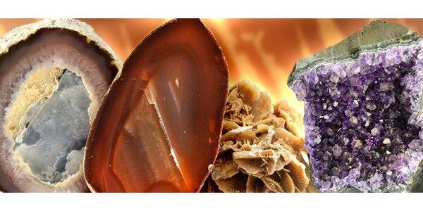 Drahé kameny a minerály