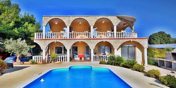 Letní dovolená v penzionu či hotelu v Chorvatsku