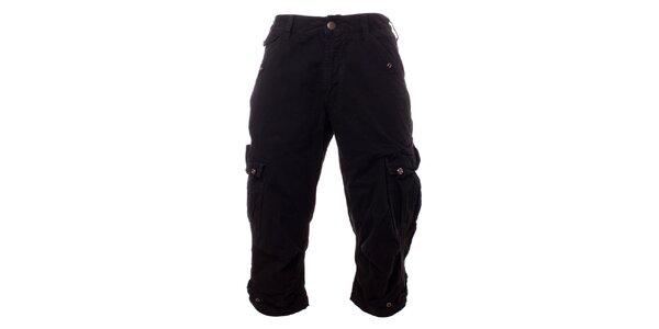 Pánské tmavé krátké kalhoty Exe