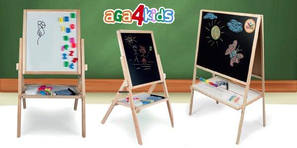 Zábavné dětské magnetické tabule