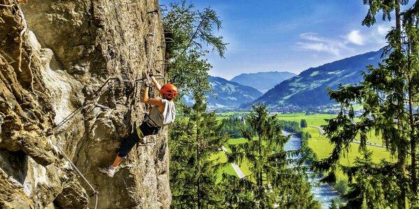 Podzimní Alpy v Rakousku - až dvě děti zdarma