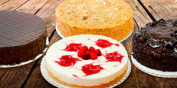 Božské dorty ze Smetanové cukrárny