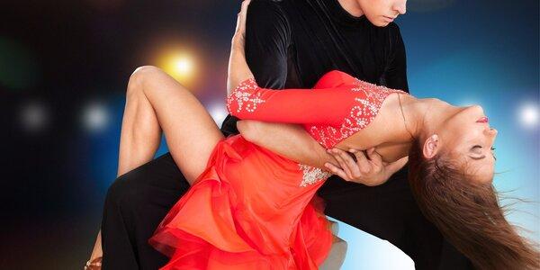 Září plné tance: Salsa, bachata a zouk