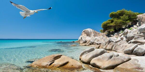 Zářijový pobyt v Řecku vč. letecké dopravy