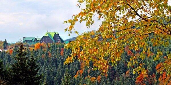 Tři dny v malebných Jeseníkách vč. polopenze