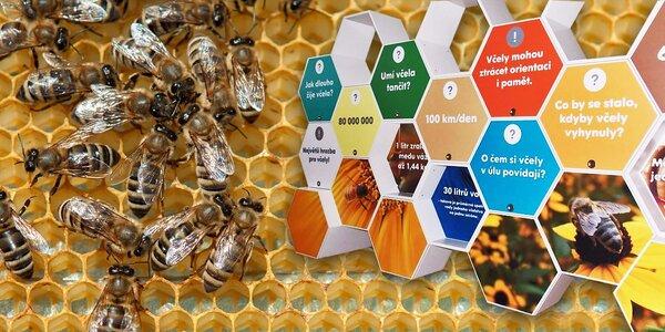 Vstup do muzea včelařství Moravského krasu