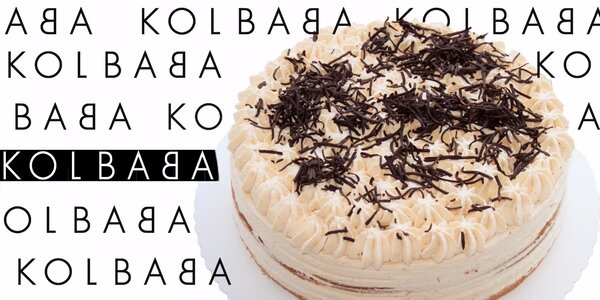 Král večírků: Neodolatelný dort od Kolbaby