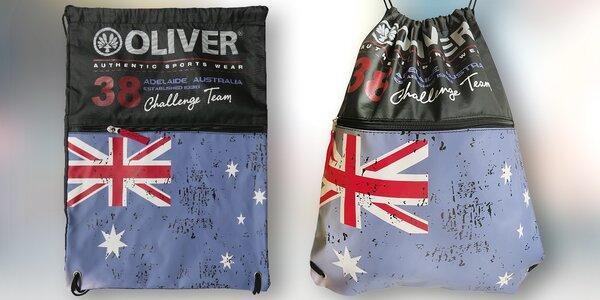 Stylový sportovní vak Oliver Adelaide Bag