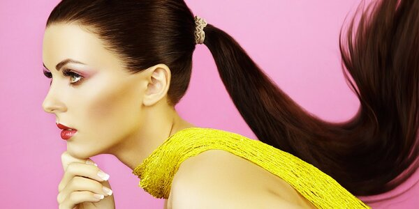 Luxusní vlasová péče pro dámy