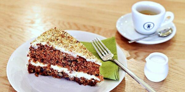 Káva a dezert – bezlepkové i veganské kousky