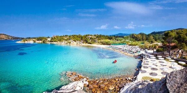 Zářijová dovolená ve vybraném řeckém letovisku