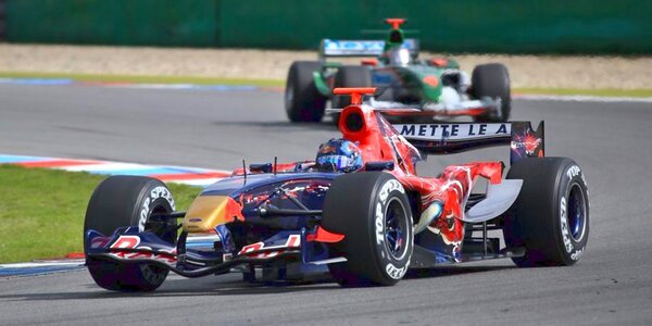 Vstup na Masaryk Racing Days na brněnském okruhu