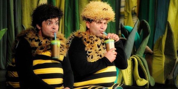 """Vstup na pohádku """"Příhody včelích medvídků"""""""