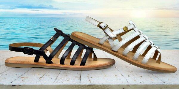 Dámské kožené sandály Initiale Paris
