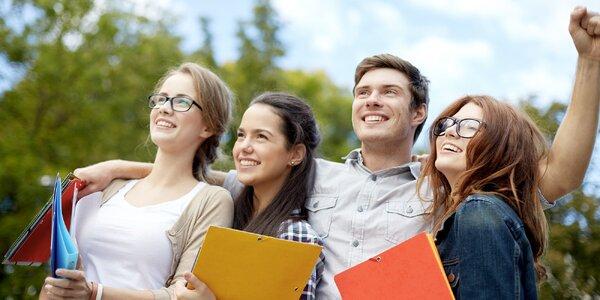 Víkendový kurz angličtiny vč. ubytování