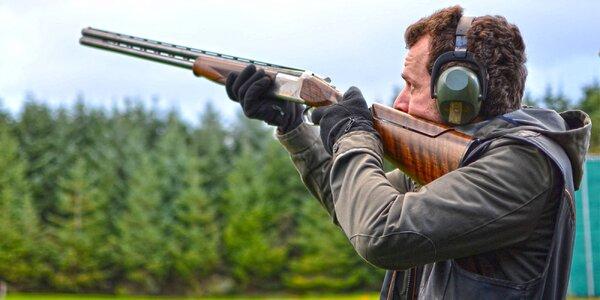 Sportovní broková střelba až pro 2 osoby