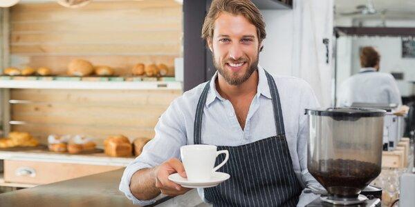 Baristický kurz: Pronikněte do tajemství kávy