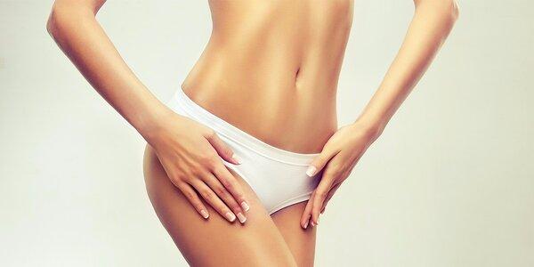 Hubnutí a detoxikace: Vakuová lymfatická masáž