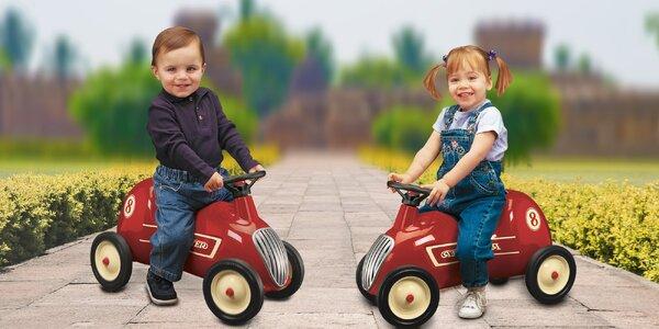 Stylové odrážedlo Radio Flyer Little Red Roadster