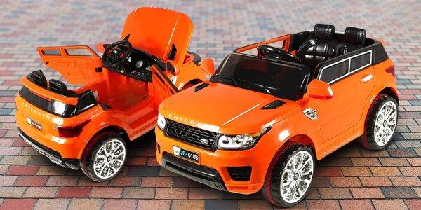 Multifunkční minidodávka pro dětské řidiče