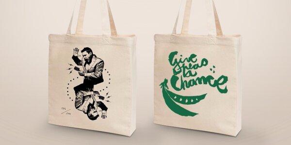 Podpořte Klokánky - plátěné tašky od Matěje Rupperta