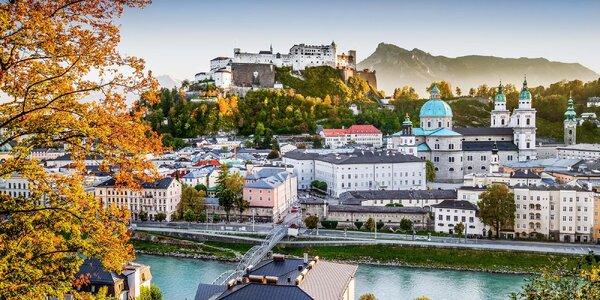 Orlí hnízdo, Grossglockner, vodopády a Salzburg