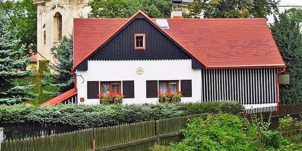 Pronájem chalupy v Českosaském Švýcarsku