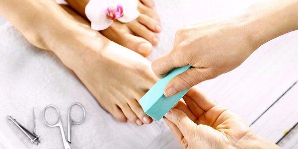 Kompletní péče o vaše nožky v Salonu Charisma