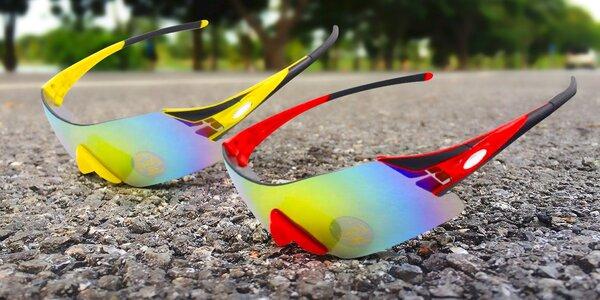 Polarizační sportovní brýle Victory + 5 skel