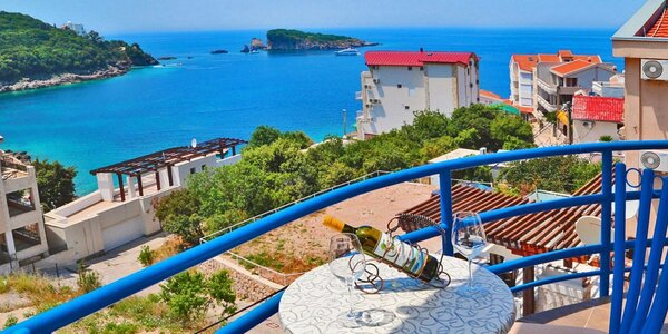 Černá Hora: Letecky z Brna s light all inclusive
