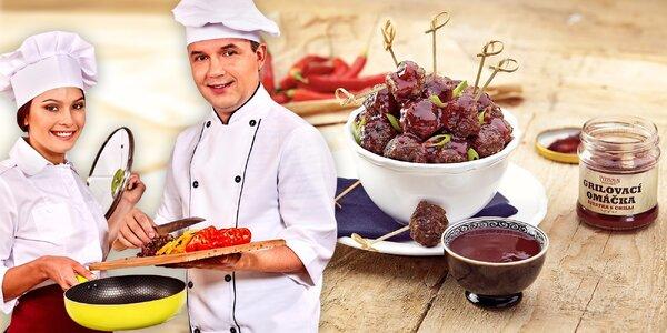 Kurz vaření: Naučte se připravovat nové pokrmy