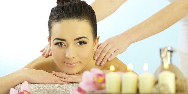 Exotické masáže pro uvolnění těla i mysli