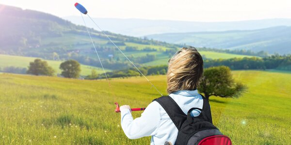 Základní kurz kitingu – ulítlá zábava pro všechny
