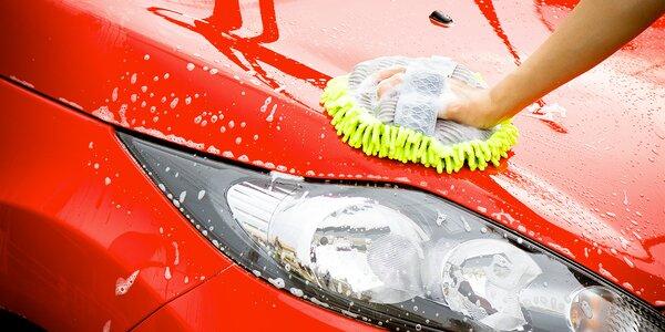Jako ze škatulky: Důkladné čištění automobilu