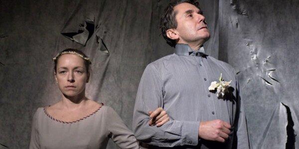 """Divadelní představení """"Neumím jinak než láskou"""""""
