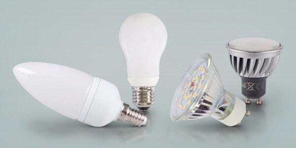 Velký výběr LED žárovek