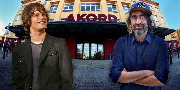 Talkshow s Jakubem Kohákem a Davidem Krausem