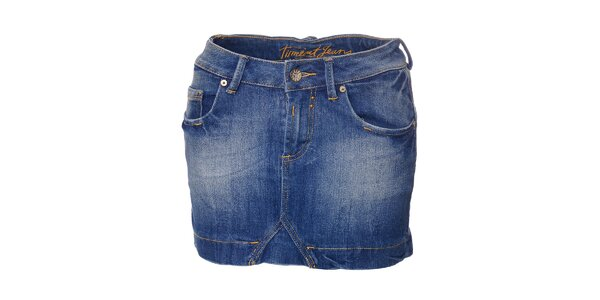 Dámská džínová mini sukně Timeout