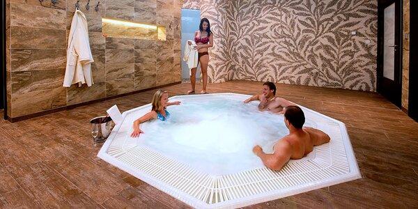 Boží wellness pobyt v Resortu Johanka****